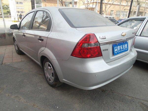 【北京市】雪佛兰 乐风 2009款 1.4l 自动舒适版