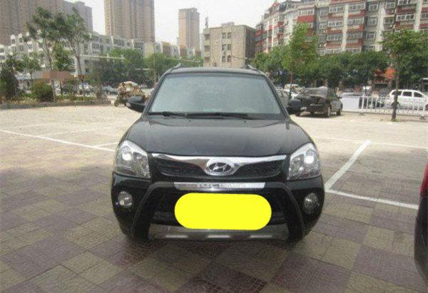 【郑州市】现代 新途胜 2009款 2.0l 两驱自动天窗版