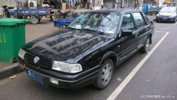 【镇江市】大众 桑塔纳2000 2001款 1.8gsi