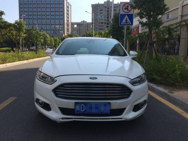 北京福特蒙迪欧2015年上牌二手车报价_多少钱,2015年.