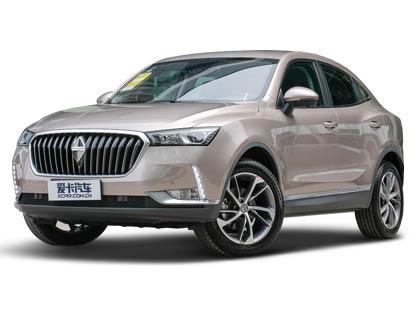 BX6售价低至18.28万 欢迎试驾