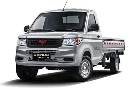 五菱荣光新卡价格稳定 售价低至4.58万