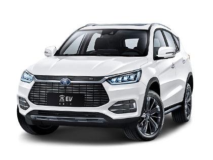 宋EV价格稳定 售价低至18.99万