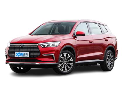 宋Pro EV热卖中 目前售价17.98万起