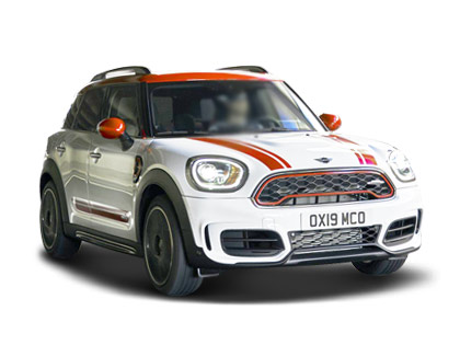 MINI JCW COUNTRYMAN39.98мР╪ш╦Янх╤╗