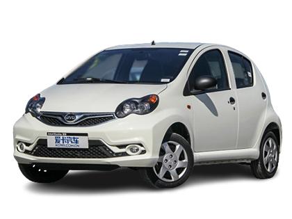 比亚迪F0上海市购车享最高3000元优惠