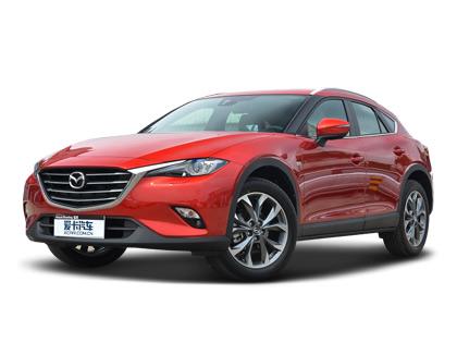 马自达CX-4价格稳定 售价低至14.08万