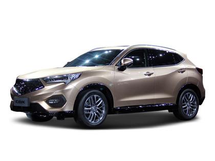 北美豪华SUV 讴歌CDX全城热销中