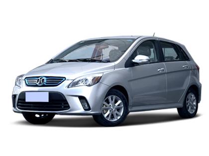 北汽EV160价格稳定 售价低至17.78万
