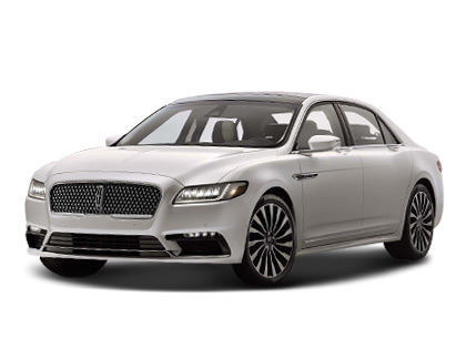 林肯大陆41.88万起售 目前有现车