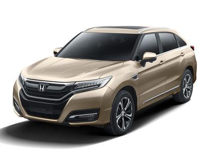 本田UR-V售价24.68万起 欢迎到店试驾