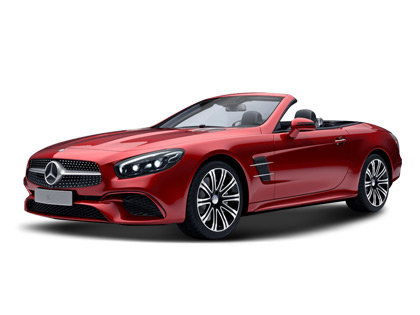 奔驰SL级109.8万起售 店内目前有现车