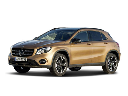 奔驰18款 AMG GLA 45 4MATIC直降11.8万