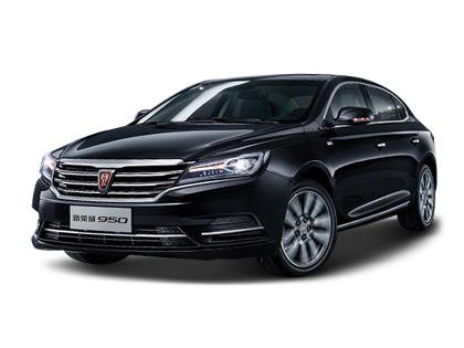 荣威95016.88万起售 店内目前有现车