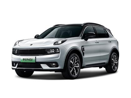 领克01混动店内让利促销 购车优惠3.3万