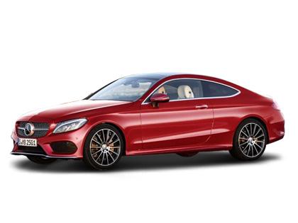 奔驰C级Coupe35.88万起售 目前有现车