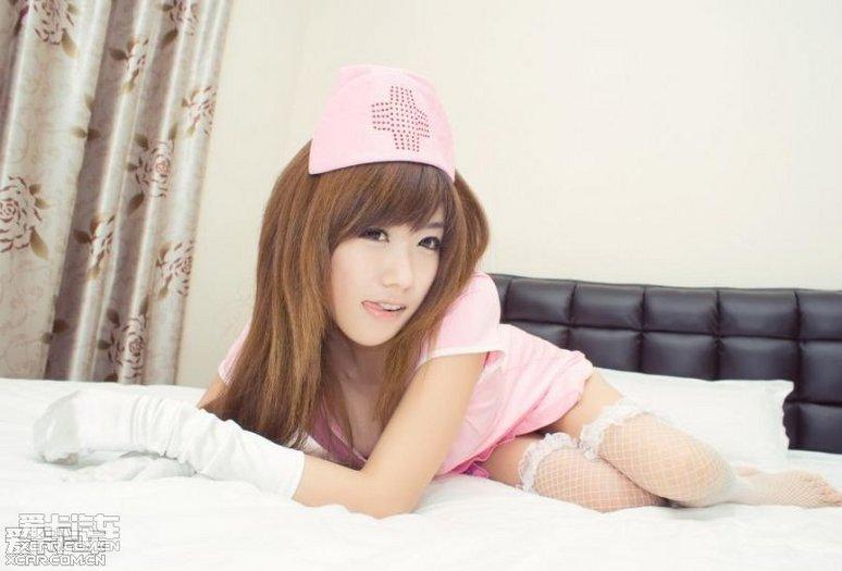 性感娇娘装扮小护士 魅力女人