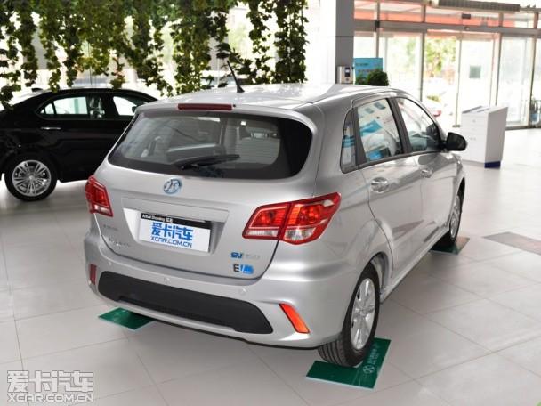 北汽新能源2015款北汽EV160