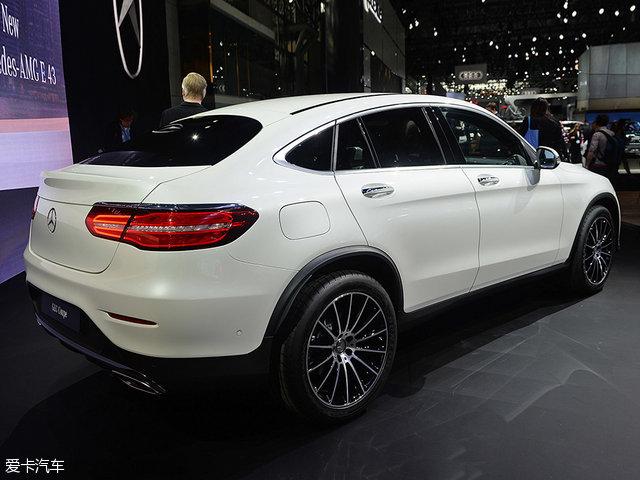 奔驰(进口)2016款奔驰GLC Sport SUV