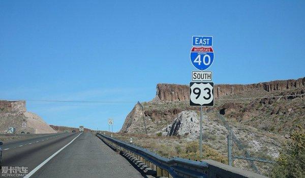 美国著名的66号公路