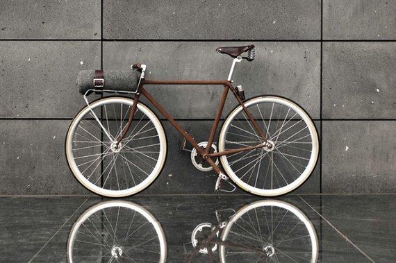 精美的手工自行车