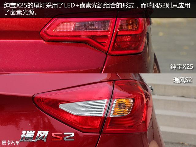 北汽绅宝2015款绅宝X25