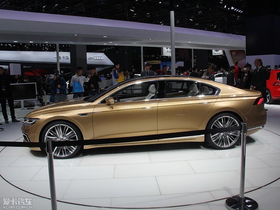 大众(进口)2015款C Coupe GTE