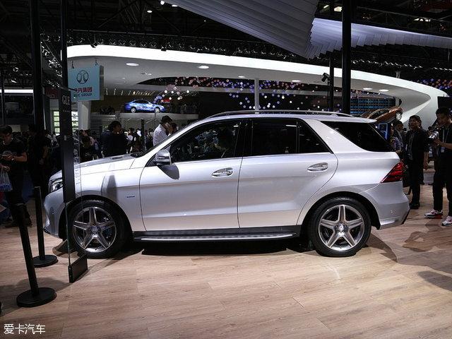 奔驰(进口)2016款奔驰GLE级混合动力