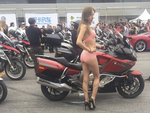 2016 XMEETING车迷大会 有一种摩托叫宝马!