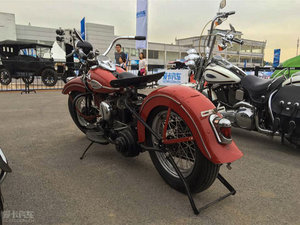 2016 XMEETING车迷大会 承载着灵魂的摩托车