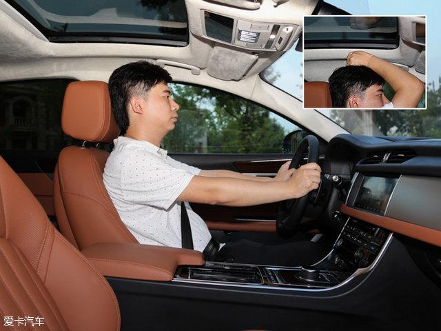 国产捷豹XFL全系配备车身稳定系统、智能启/停系统、全路况自适应控制系统、胎压监测系统、全景天窗、自动前大灯、雨量感应式雨刷、多功能方向盘、车道偏离警示系统以及行人触碰感应系统等。
