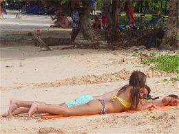 泰国之游--PhiPhi岛