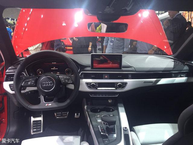 全新奥迪S4 Limousine发布 扮猪吃老虎
