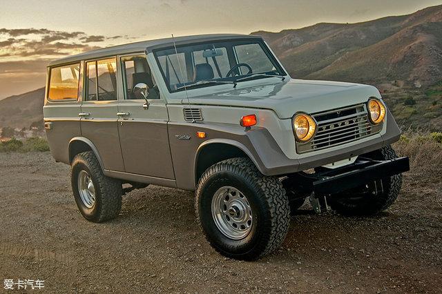 终极一�y�i�fj_在1967年到1980年期间,fj55系列取代了之前同样是四门的fj45v(i)车型